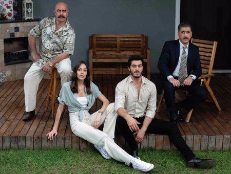 Турецкий сериал: Незаконченная любовь / Yarim Kalan Asklar (2020)