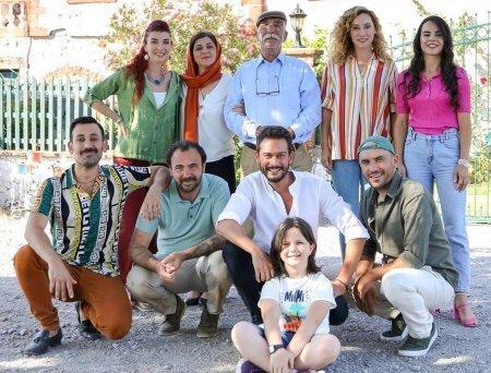 Турецкий фильм: Невестки Госпожи /  Hanimaga nin Gelinleri (2020)