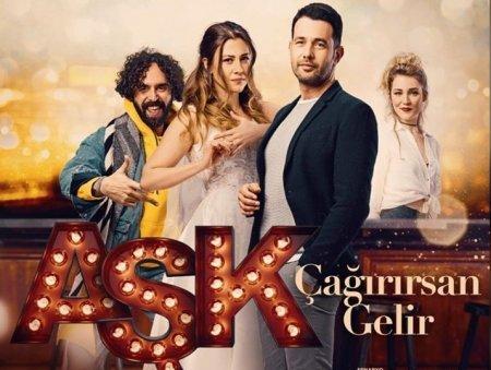 Турецкий фильм: Любовь придет, если позовешь / Ask Cagirirsan Gelir (2021)