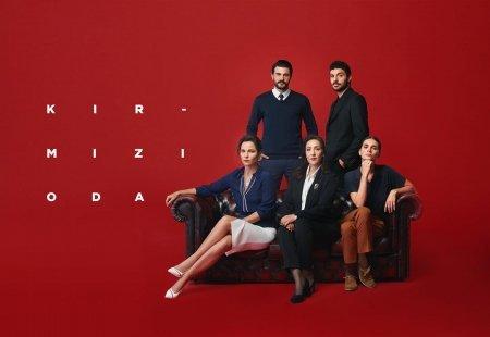 Турецкий сериал: Красная комната / Kirmizi Oda (2020)