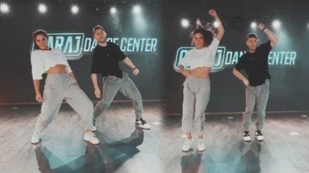 Танцевальное шоу Демет Оздемир