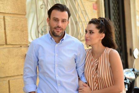 Салих Бадемджи и Ханде Догандемир в «Красной комнате»