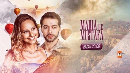 Турецкий сериал: Мария и Мустафа / Maria ile Mustafa (2020)