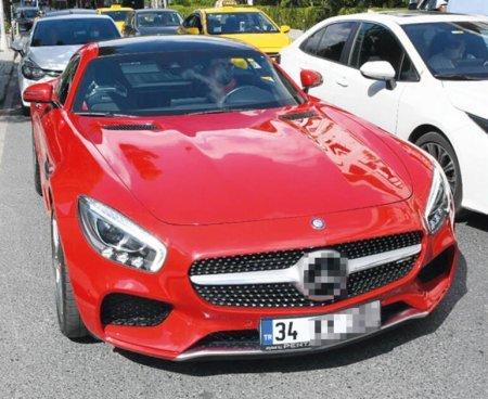 4-колесное богатство Джема Йылмаза