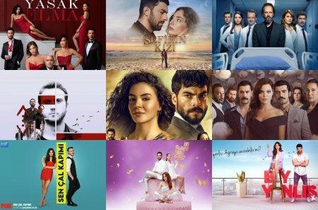 Рейтинги турецких сериалов с 14.09 - 20.09 2020