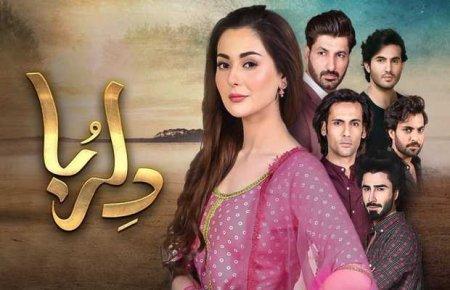 Пакистанский сериал: Обольстительное сердце / Dil Ruba (2020)