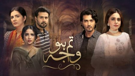 Пакистанский сериал: Ты причина всему / Tum Ho Wajah (2020)