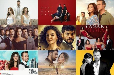 Рейтинги турецких сериалов с 21.09 - 27.09 2020