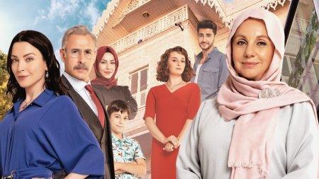 Турецкий сериал: Особняк госпожи Тюркан / Turkan Hanim in Konagi (2020)
