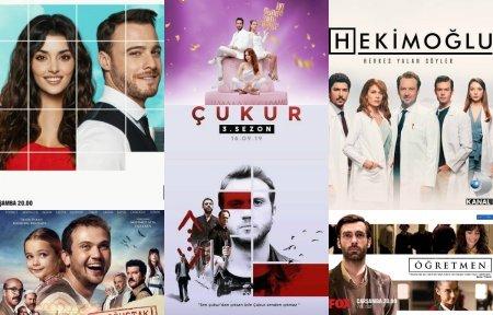 Новости из мира турецких сериалов 25.09.2020
