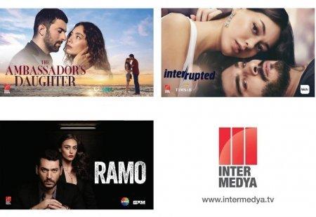 Inter Medya представит свои сериалы на MIPCOM-2020