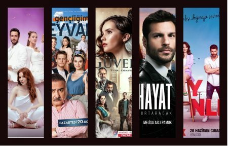 5 турецких сериалов покидают экраны