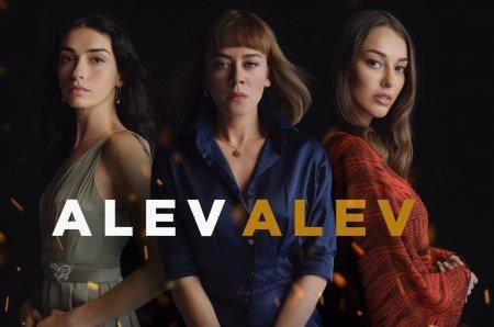 Турецкий сериал: Пламя / Alev Alev (2020)