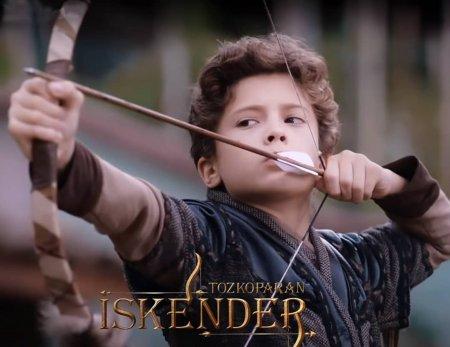 Турецкий сериал: Лучник Искендер / Tozkoparan Iskender (2020)