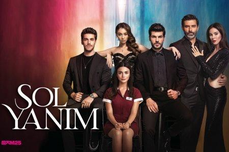 Турецкий сериал: Моя левая половинка / Sol Yanim (2020)