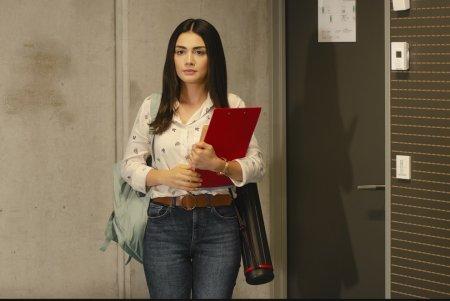 Озге Ягыз в новом сериале «Моя левая половинка»