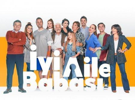 Турецкий сериал: Хороший семьянин / Iyi Aile Babasi (2020)
