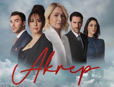 Турецкий сериал: Скорпион / Akrep (2020)