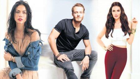 Турецкие звезды поддержали благотворительную акцию Бергюзар Корел и Хатидже Шендиль