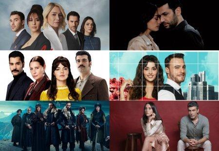Рейтинги турецких сериалов с 22.12 - 27.12 2020