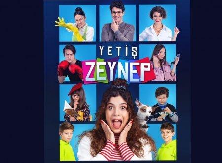 Турецкий сериал: На помощь, Зейнеп / Yetis Zeyneb (2021)