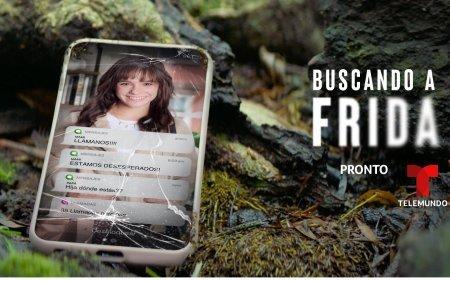 Мексиканский сериал: В поисках Фриды / Buscando a Frida (2021)