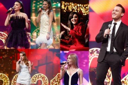 Турецкие звезды в новогоднем выпуске «Голос Турции – 2021»