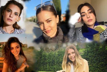 Публикации в Instagram турецких актрис