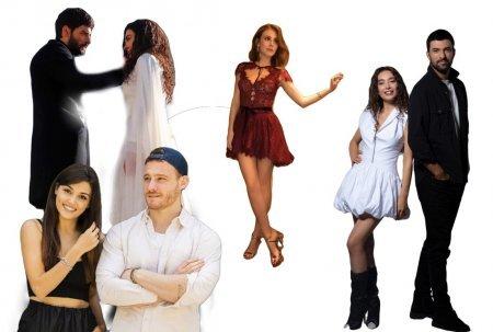 Самые обсуждаемые актеры и сериалы в соцсетях в 2020 году