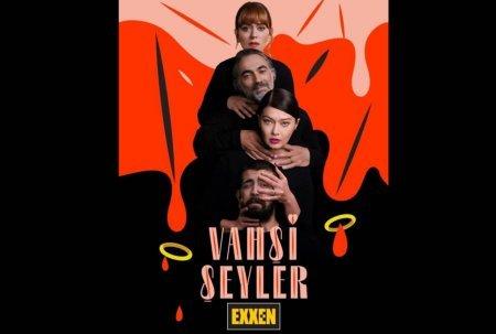 Турецкий сериал: Дикие штучки / Vahsi Seyler (2021)