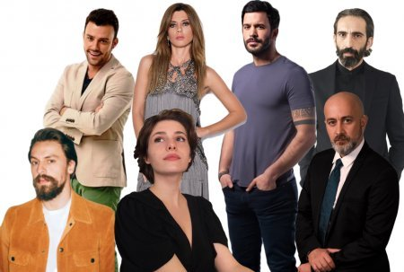 Турецкий сериал: Клуб / Kulup (2021)