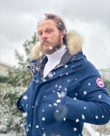 Снежное настроение турецких звезд