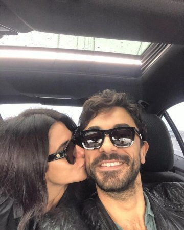 Гёкхан Алкан и Несрин Джавадзаде поженятся