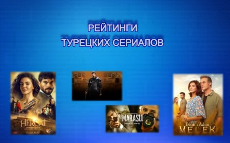 Рейтинги турецких сериалов с 08.02 - 14.02.2021