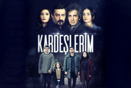 Турецкий сериал: Братья и сестры / Kardeslerim (2021)