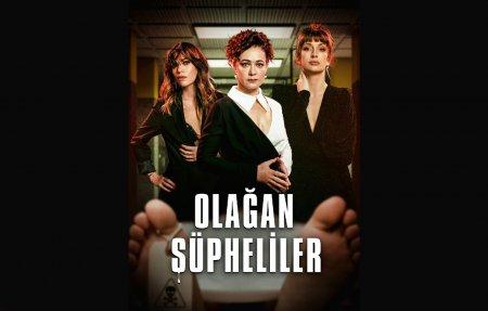 Турецкий сериал: Обычные подозреваемые / Olagan Supheliler (2021)