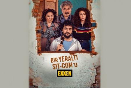 Турецкий сериал: Подземный ситком /  Bir Yeralti Sitcom (2021)
