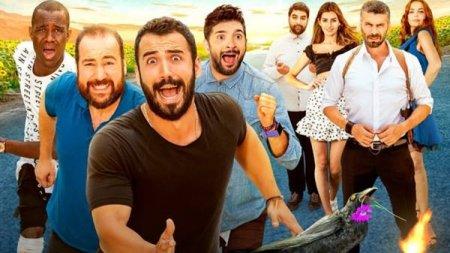 Турецкий фильм: Сразу вернемся / Hemen Doneriz (2019)