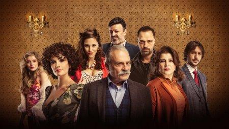 Турецкий сериал: Уважаемый господин / Seref Bey (2021)