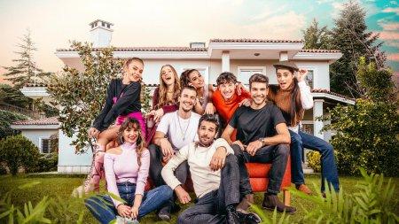 Турецкий сериал: Общежитие / Ogrenci Evi (2021)