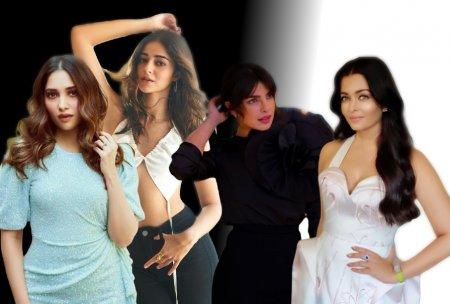 Секрет красоты индийских актрис