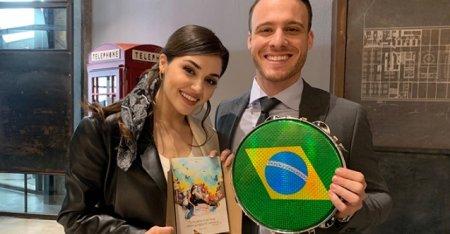Бразильцы постучались в дверь Ханде Эрчел и Керема Бюрсина
