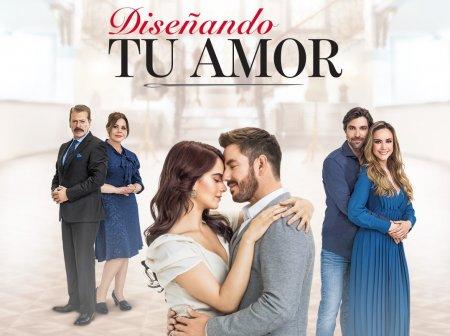 Мексиканский сериал: Создавая свою любовь / Disenando tu amor (2021)