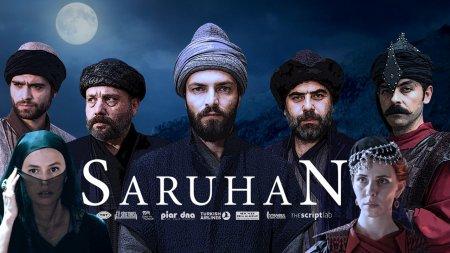 Турецкий фильм: Сарухан / Saruhan (2016)