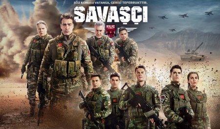 Турецкий сериал: Воин / Savasci (2017)