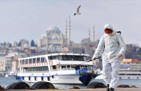 В Стамбуле реанимации заполнены на 70%