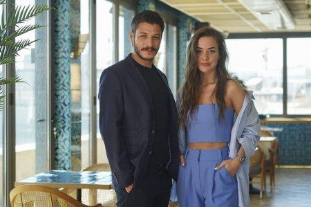 Турецкий сериал: Стеклянные потолки / Cam Tavanlar (2021)