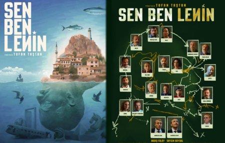 Турецкий фильм: Ты, я, Ленин / Sen Ben Lenin (2021)