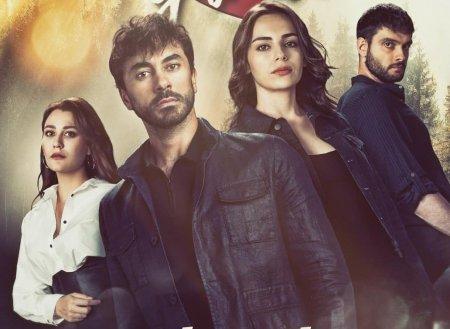 Турецкий сериал: Сердечная рана / Kalp Yarasi (2021)