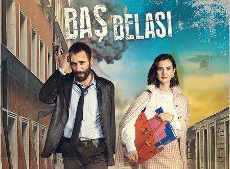 Турецкий сериал: Беда на мою голову / Bas Belasi (2021)